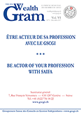 ÊTRE ACTEUR DE SA PROFESSION AVEC LE GSCGI -- BE ACTOR OF YOUR PROFESSION WITH SAIFA - GSCGI - Groupement Suisse des Conseils en Gestion Indépendants