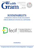 SUSTAINABILITY: A PRESENT AND FUTURE NECESSITY FOR EUROPEAN FINANCIAL ADVISORS - FECIF - www.fecif.eu