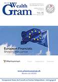 EUROPEAN FINANCIALS: SHOWING RESILIENCE - ATLANTICOMNIUM ... Membre du GSCGI