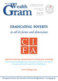 ERADICATING POVERTY in all its forms and dimensions - CIFA - CONVENTION OF INDEPENDENT FINANCIAL ADVISORS - www.cifango.org